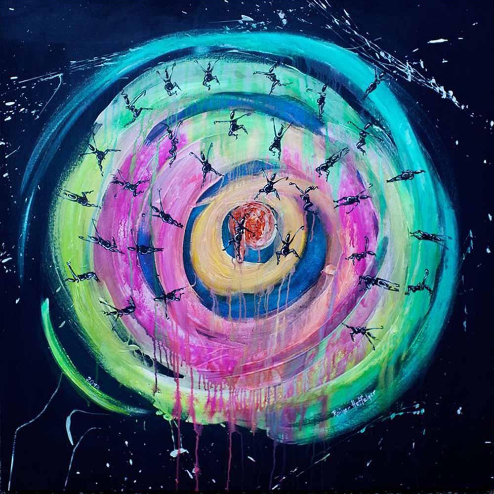Rainer Hoffelner - Carousel of Life